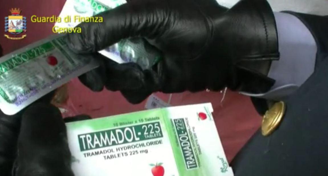 Tramadol droga Genova