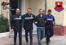arresto Leonard Mucllari