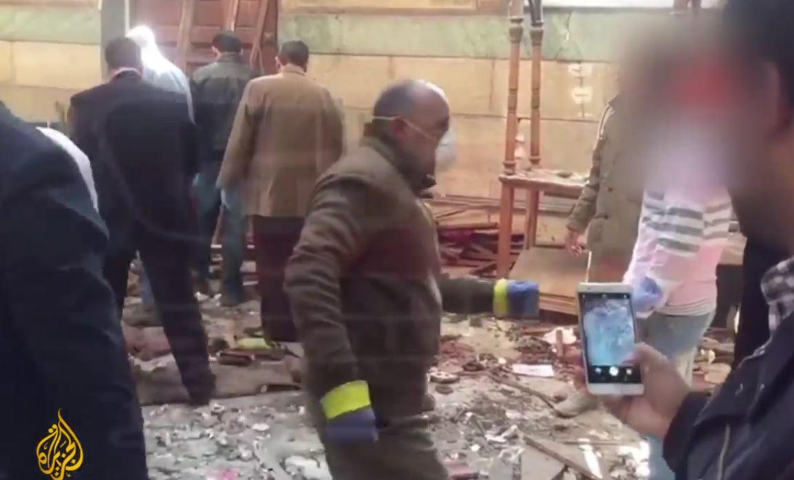 attacco egitto cristiani copti
