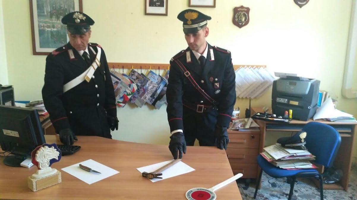 carabinieri Cotronei petilia policastro