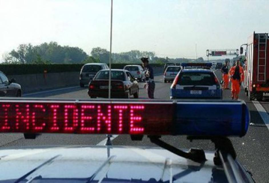 incidente segnale polizia