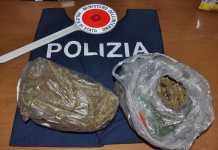 Luigi Gioiello arrestato per droga marijuana
