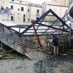 sito archeologico piazzetta Toscano Cosenza sequestrato