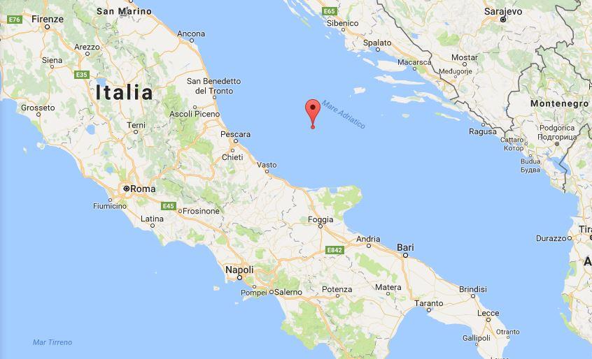 terremoto adriatico centrale
