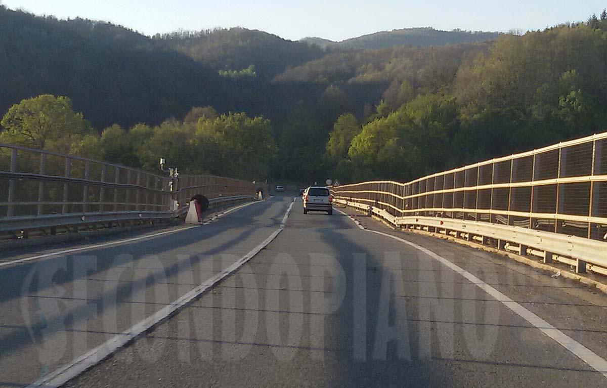 Al via i lavori sul viadotto Cannavino, durata quasi 9 mesi. Si prevedono disagi
