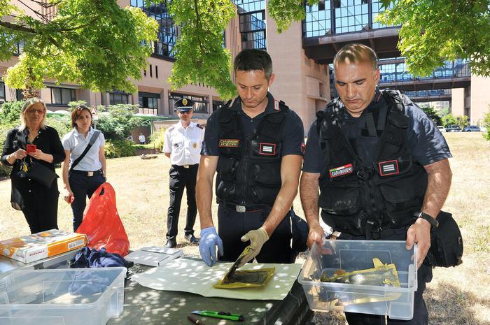 Allarme bomba al Tribunale di Torino: artificieri sul posto