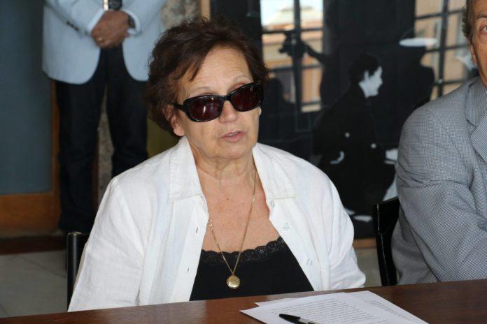 L'assessore alla Scuola del comune di Cosenza Matilde Spadafora Lanzino