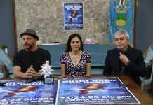 Da sinistra Giò Di Tonno, Rosaria Succurro e Ruggero Pegna