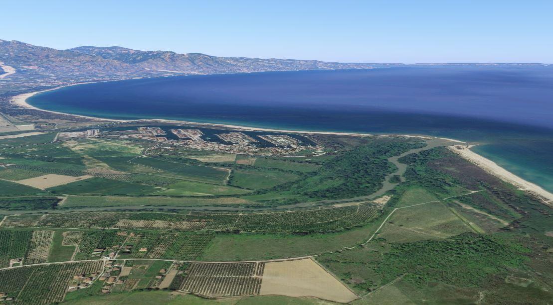 Mare Ionio Sibari Cassano