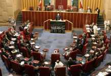 Il Parlamento di Teheran