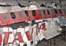 Rottami DC9 Itavia Strage di Ustica