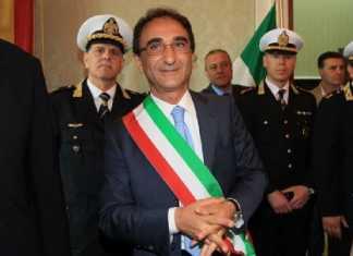 Sergio Abramo sindaco di Catanzaro