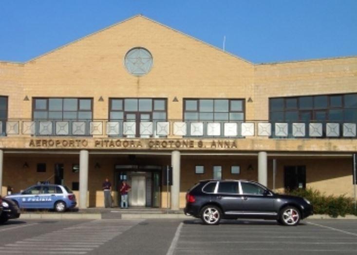 aeroporto sant'anna di Crotone