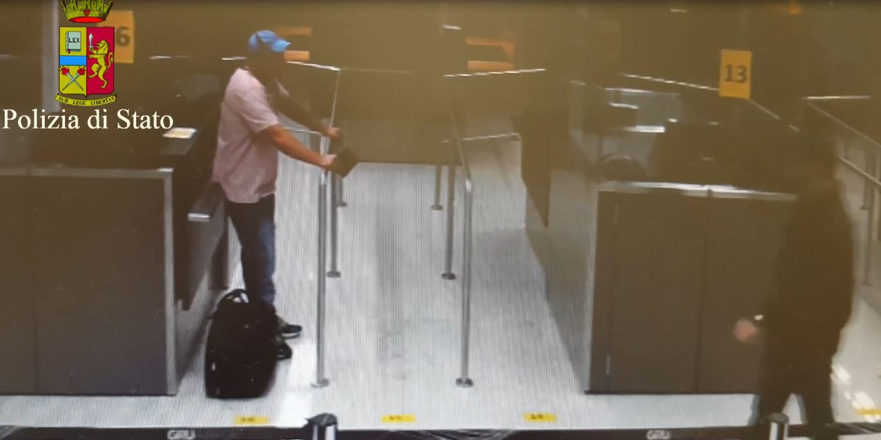 polizia fbi arresto vincenzo macrì