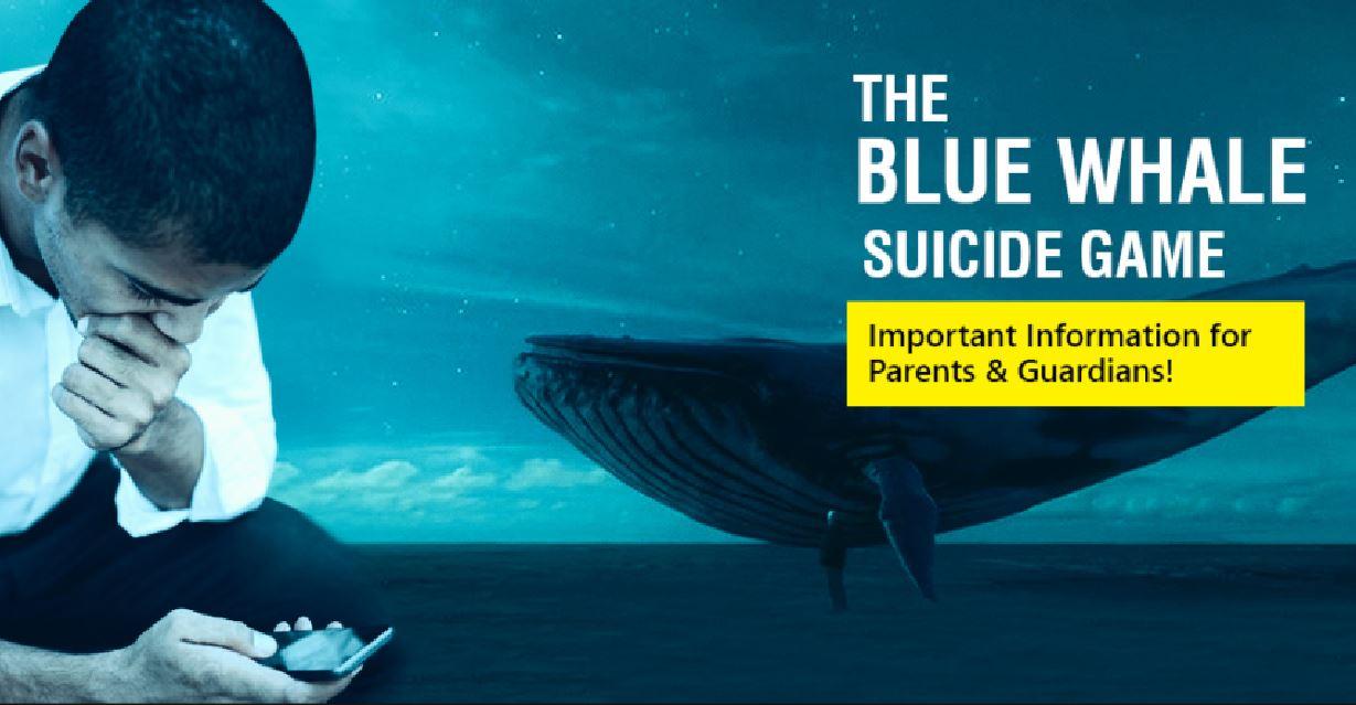 Blue Whale, ragazzina salva coetaneo