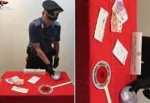 carabinieri stazione di Guardavalle