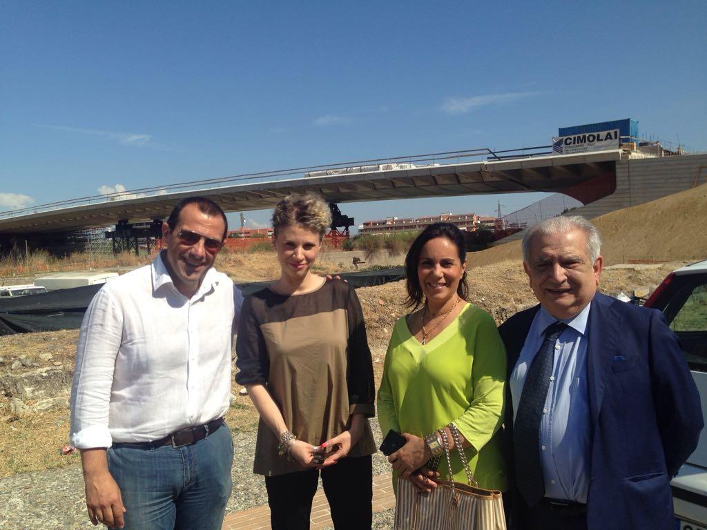 commissione lavori pubblici ponte Calatrava Cs