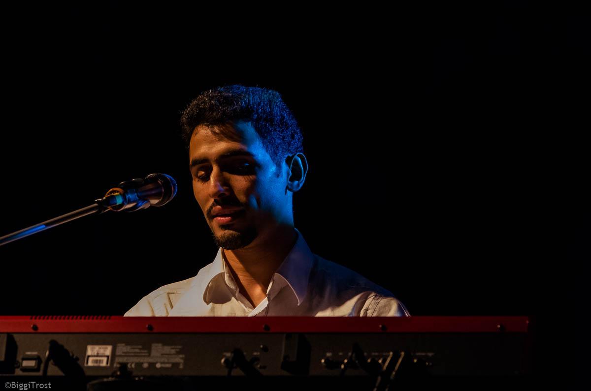 Il pianista siriano Aeham Ahmad a Cosenza