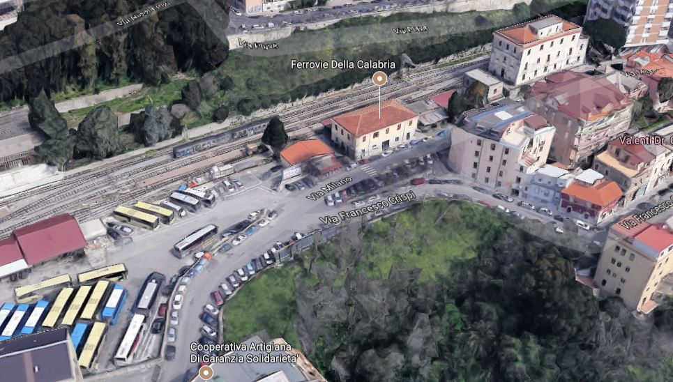 luogo omicidio Gregorio Mezzatesta
