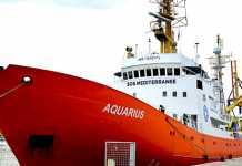nave Aquarius sos-mediterranee