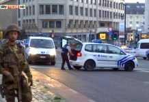 sventato attentato a Bruxelles