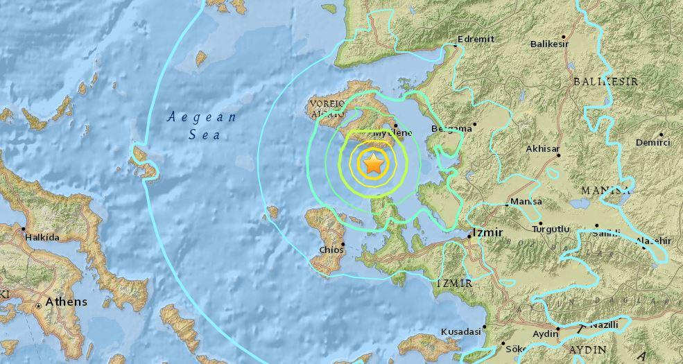 Terremoto in Turchia, oggi 12 giugno 2017: scossa di magnitudo 6.4