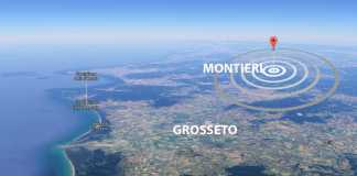 terremoto Montieri grosseto