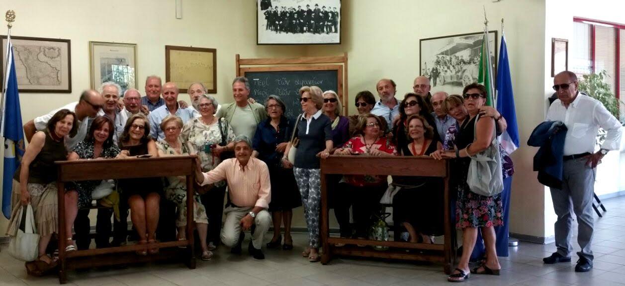 Ex studenti Liceo Classico Telesio