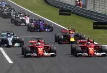 La Ferrari vince il Gp di Budapest