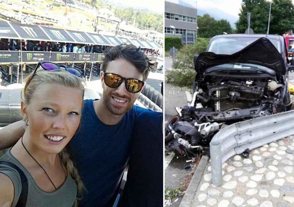 Torino, travolta e uccisa in moto: chi era Elisa Ferrero