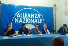 Riunione di Fratelli d'Italia Cosenza