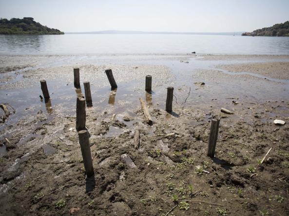Siccità, è emergenza nazionale: Roma rischia di rimanere senz'acqua