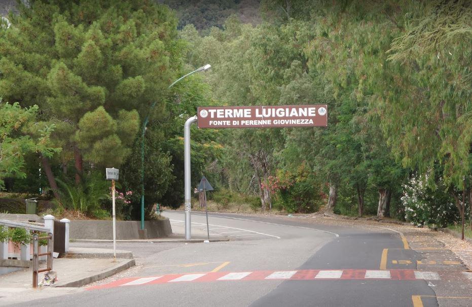 Terme Luigiane vacanze per anziani Cosenza
