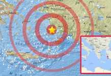 Terremoto Grecia Turchia