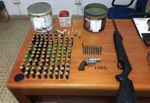 armi munizioni nicotera