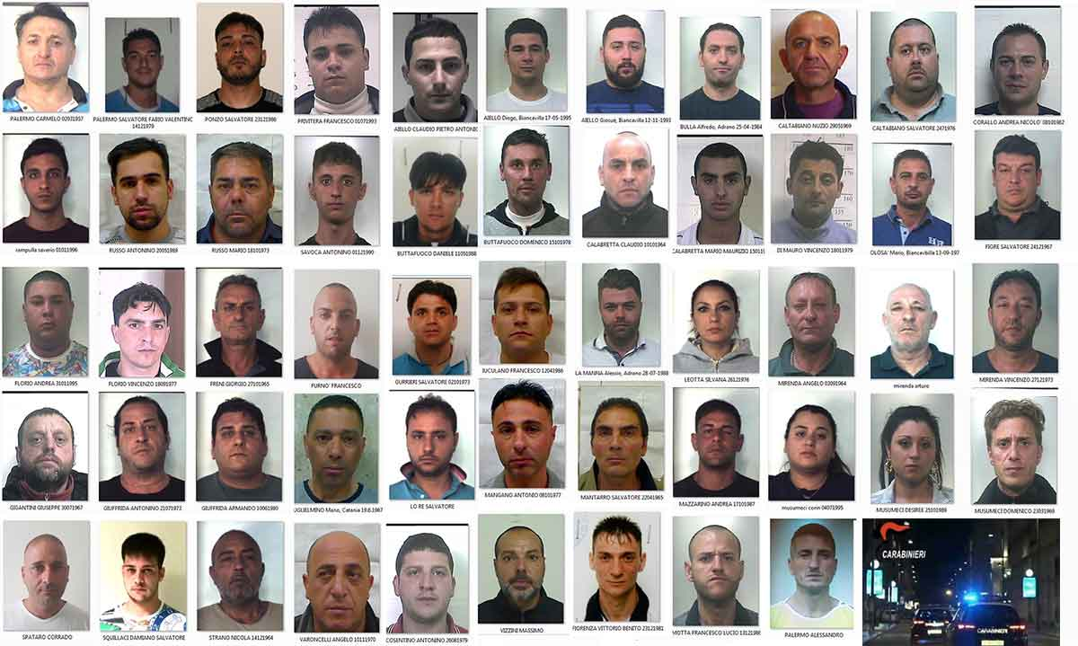 arrestati carabinieri catania