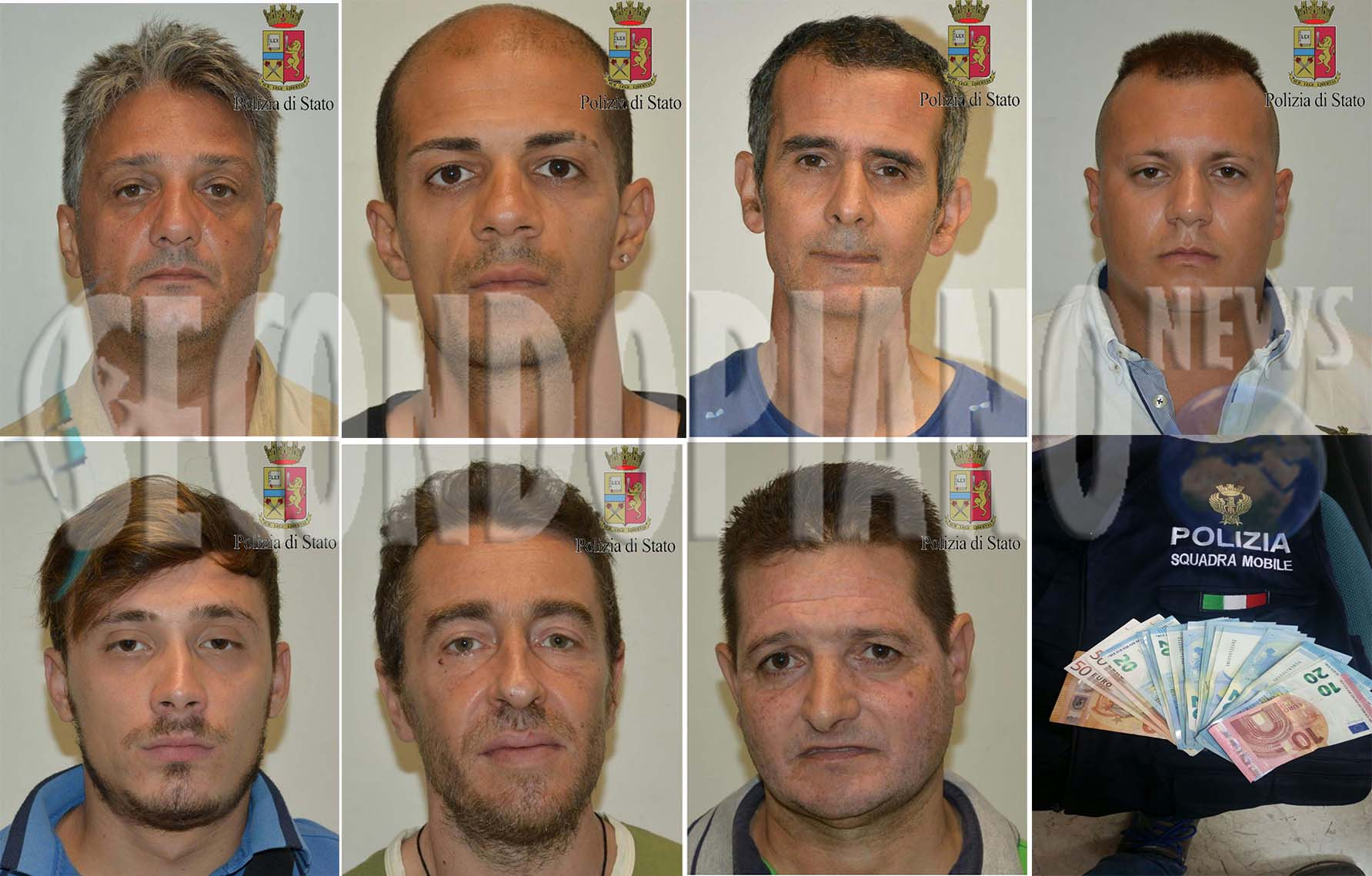 arrestati operazione oberdan Cosenza