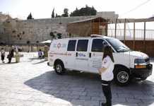 Polizia israeliana presidia spianata delle Moschee
