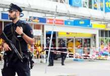 attacco terroristico market Amburgo