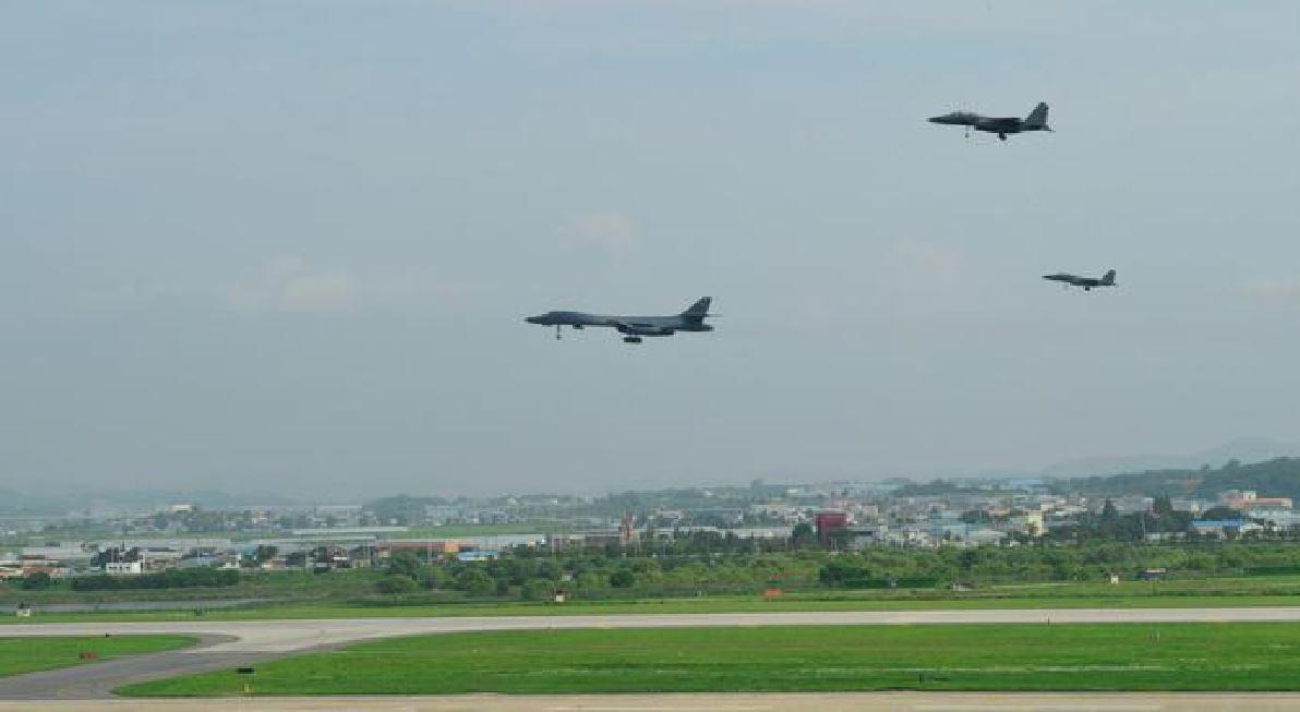 Bombardieri B-1B Usa