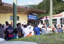 migranti frontiera Brennero