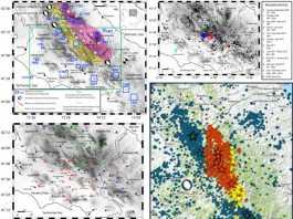 sequenza sismica italia centrale