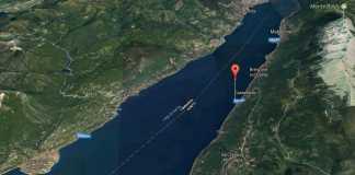 terremoto Castelletto San Zeno di Montagna 21 luglio 2017