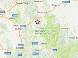 terremoto Monte Cavallo