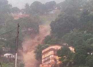 Alluvione Sierra Leone
