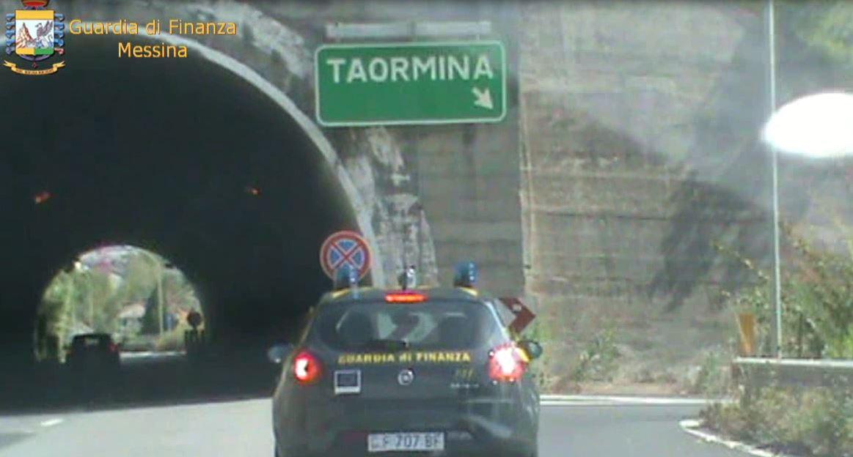 Guardia finanza Messina Tormina