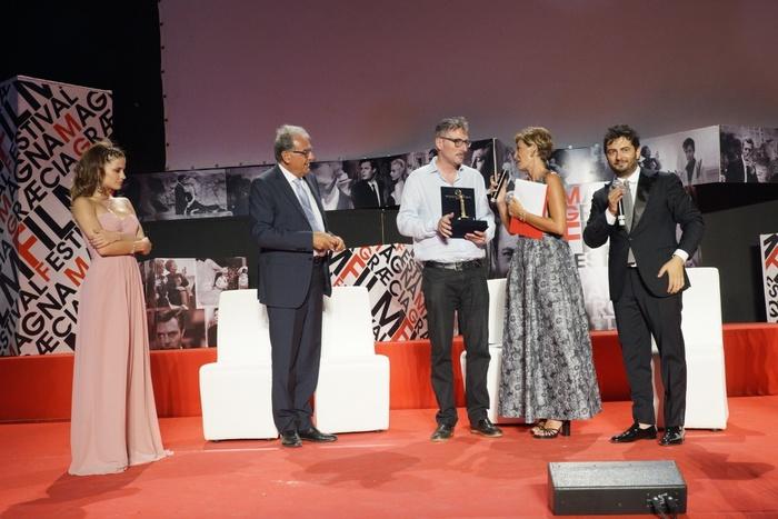 """Si é conclusa a Catanzaro, con la proclamazione del film vincitore, """"Sicilian Ghost story"""", la 14/ma edizione del Magna Graecia Film Festival."""