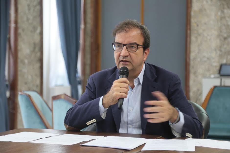 Mario Occhiuto indagato