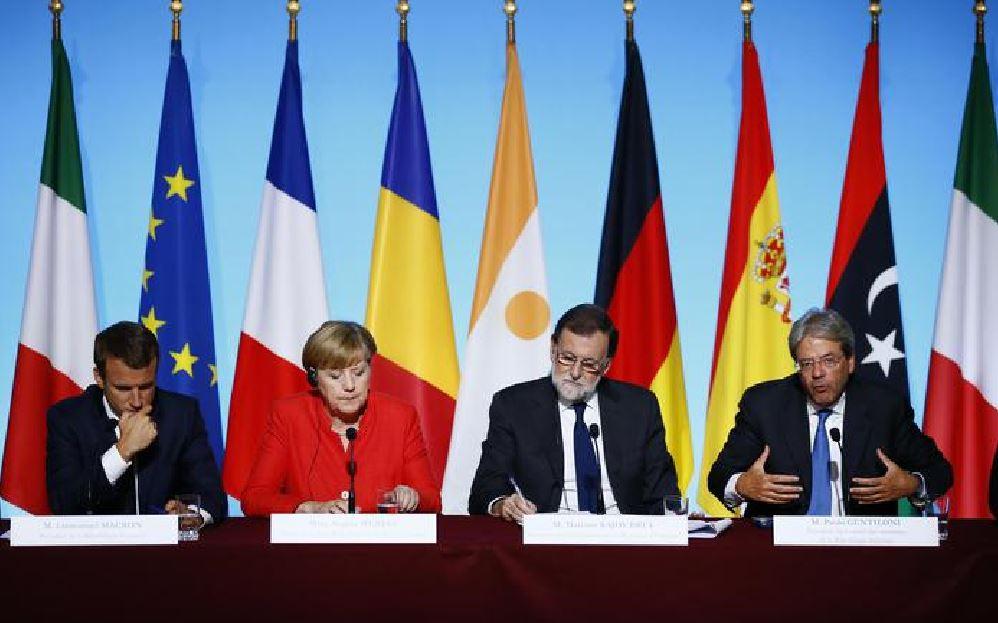 Migranti Vertice Parigi