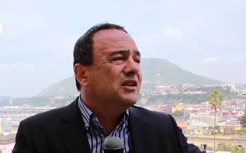 Mimmo Lucano, sindaco di Riace